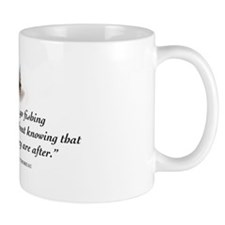 Why we fish Mug