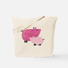 Cute Stics Tote Bag