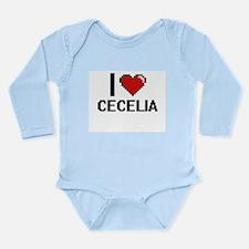 I Love Cecelia Body Suit