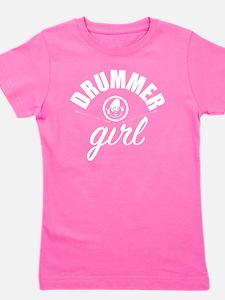 Drum Girl Girl's Tee