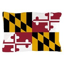 State Flag of Maryland Pillow Case