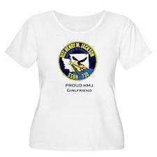 Proud HMJ Girlfriend T-Shirt