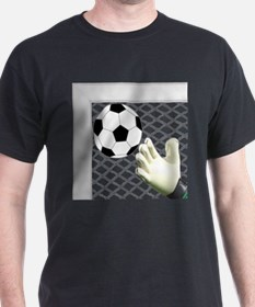 Unique Soccer bicycle kick T-Shirt