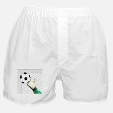 Cute Goal Boxer Shorts