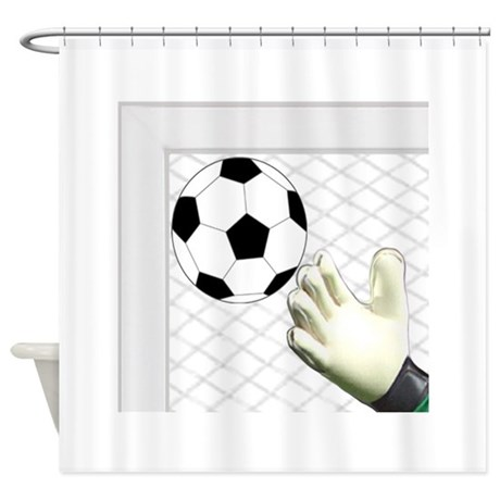 Perfect Fit No Text Shower Curtain