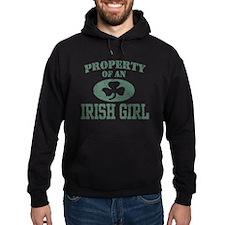 Cute Irish boyfriend Hoodie