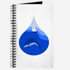 A Drop of Ocean Journal