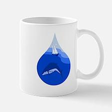 A Drop of Ocean Mugs