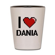 Unique Dania Shot Glass