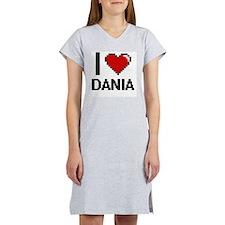 Cool Dania Women's Nightshirt