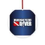 Rescue 3 Ornament (Round)