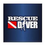 Rescue 3 Tile Coaster
