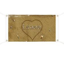 Luann Beach Love Banner