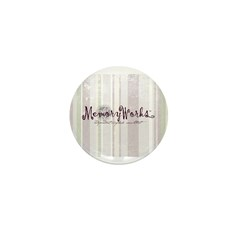 Consultant Striped Logo Mini Button (100 pack)