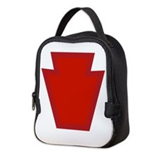 28th Infantry Neoprene Lunch Bag