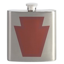 28th Infantry Flask