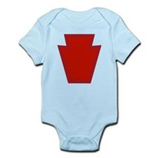28th Infantry Infant Bodysuit