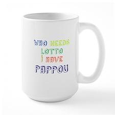 Pappou lotto Mug