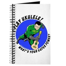 Unique Ukulele Journal