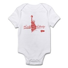 Lady Liberty Infant Bodysuit