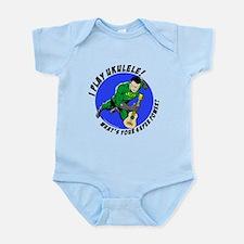 Unique Ukelele Infant Bodysuit