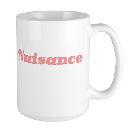 Attractive Nuiscance Large Mug