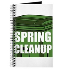 Spring Cleanup Journal
