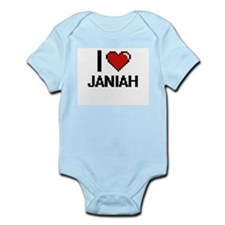 I Love Janiah Body Suit