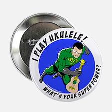 """Cute Superhero 2.25"""" Button (100 pack)"""