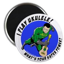 Unique Ukelele Magnet