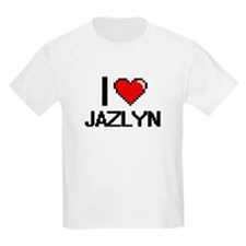 I Love Jazlyn T-Shirt