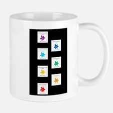 All Is Well Chakra Balancing B Small Small Mug