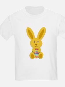 Yellow Easter Bunny T-Shirt