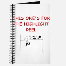 high jump Journal