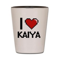 Kaiya Shot Glass