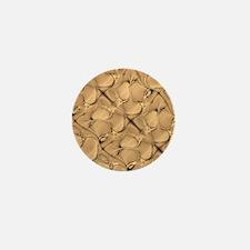 Golden Alligator Design Mini Button (100 pack)