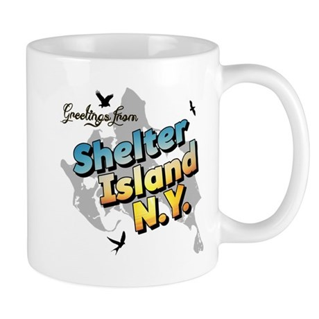 CafePress Shelter Island New York NY Long