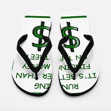 running Flip Flops