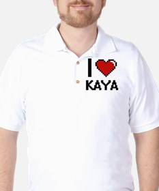 I Love Kaya T-Shirt