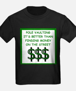 pole vaulting T-Shirt