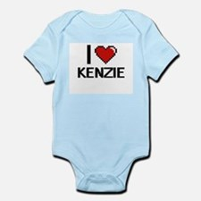 I Love Kenzie Body Suit