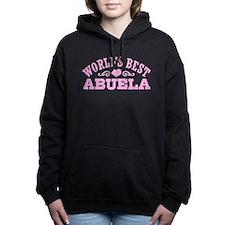 World's Best Abuela Women's Hooded Sweatshirt