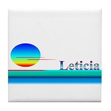 Leticia Tile Coaster