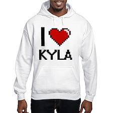 I Love Kyla Hoodie