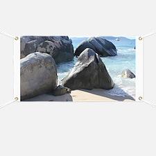 Blissful Beach Banner