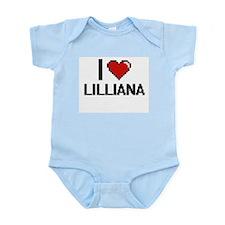 I Love Lilliana Body Suit