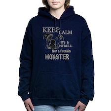 monster Women's Hooded Sweatshirt