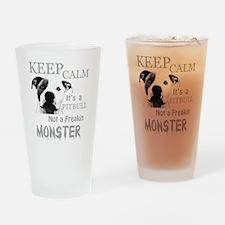 monster Drinking Glass