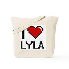 Unique Lyla Tote Bag