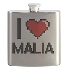 Unique Malia Flask